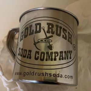 ✨ Gold Rush Collector's Cup ✨
